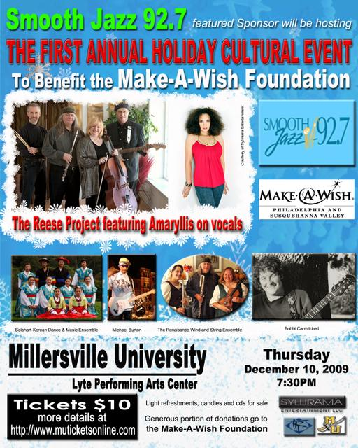 MAKE A WISH BENEFIT