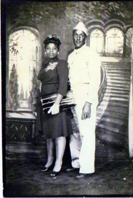 Besie and Nathan Sr.