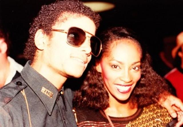 Jody Watley &#038; Michael Jackson