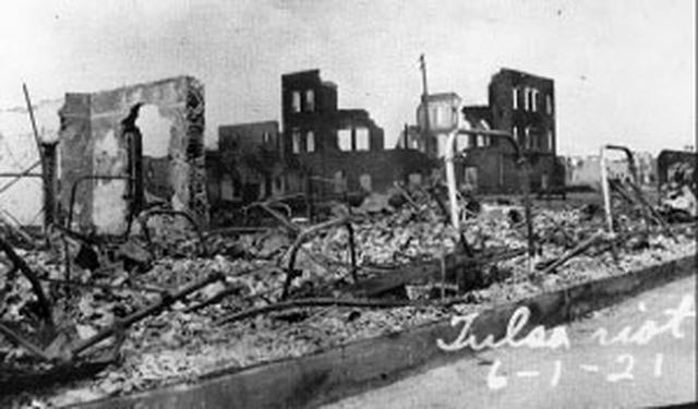Tulsa Black Wall Street After 1921