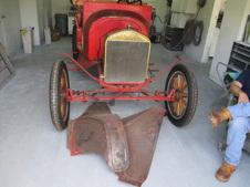 Model T Fire Engine