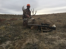 Wy goat and deer hunting