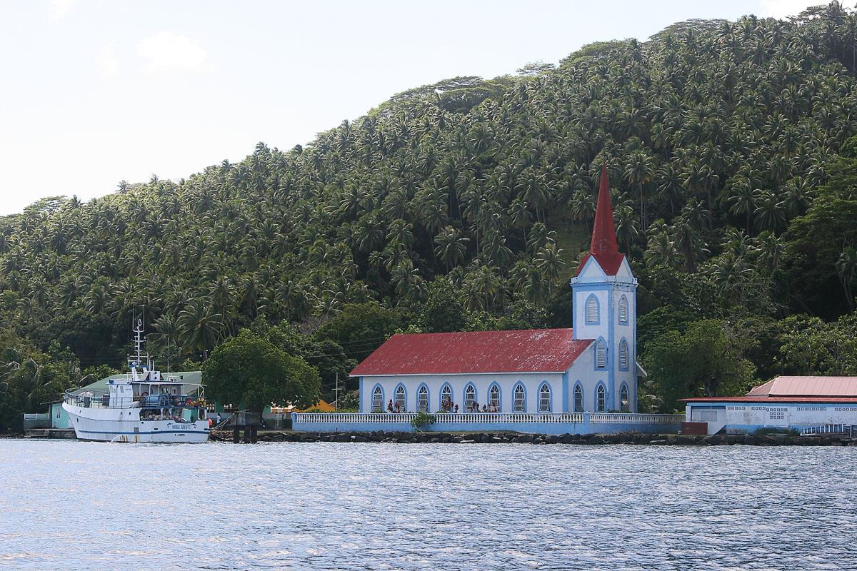Raiatea, Tahaa and Bora Bora
