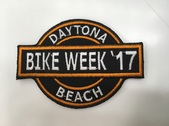 Daytona Bike Week Pin Ride