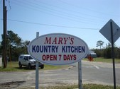Tuesday Ride - Mary's Kountry Kitchen