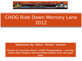 CHOG 2012 in Review - SLIDESHOW