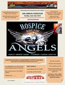 10th Annual Hospice Ride for Angels