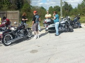 Manny's Chophouse Lunch Ride