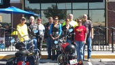 End Zone Sports Grill lunch ride