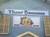 Three Bananas - Crescent City