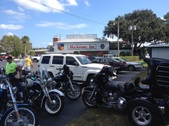 Tuesday Morning ride to Blackwater Inn