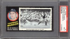1971 Topps Greatest Moments
