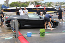 1/1 MARINES CAR WASH - 27 JULY 2013