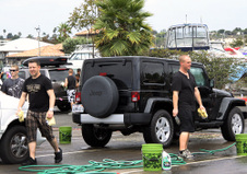 1/1 MARINES CAR WASH - AUGUST 2012
