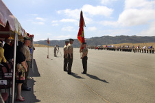 1/1 MARINES CHANGE OF COMMAND