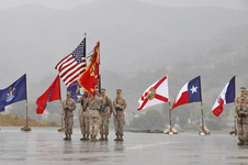 1/1 MARINES CHANGE OF COMMAND - 2011