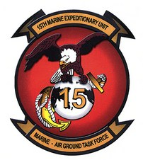CHANGE OF COMMAND - 15TH MEU