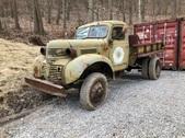 1940 Dodge VF-401 Cargo Trucks