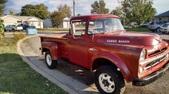 1957 W-100 Dodge Power Wagon