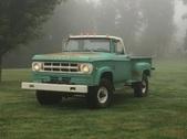 1969 W300 Dodge Power Wagon