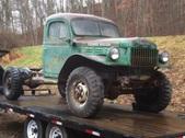 1950 B-2PW126 Dodge Power Wagon