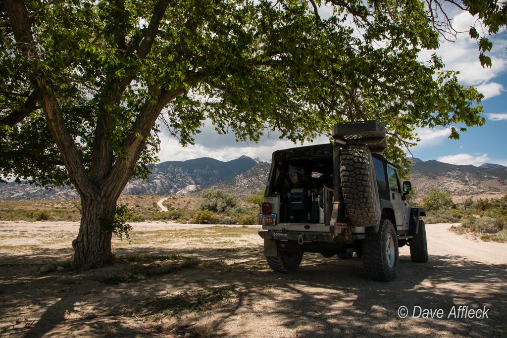 Callao CCC campground