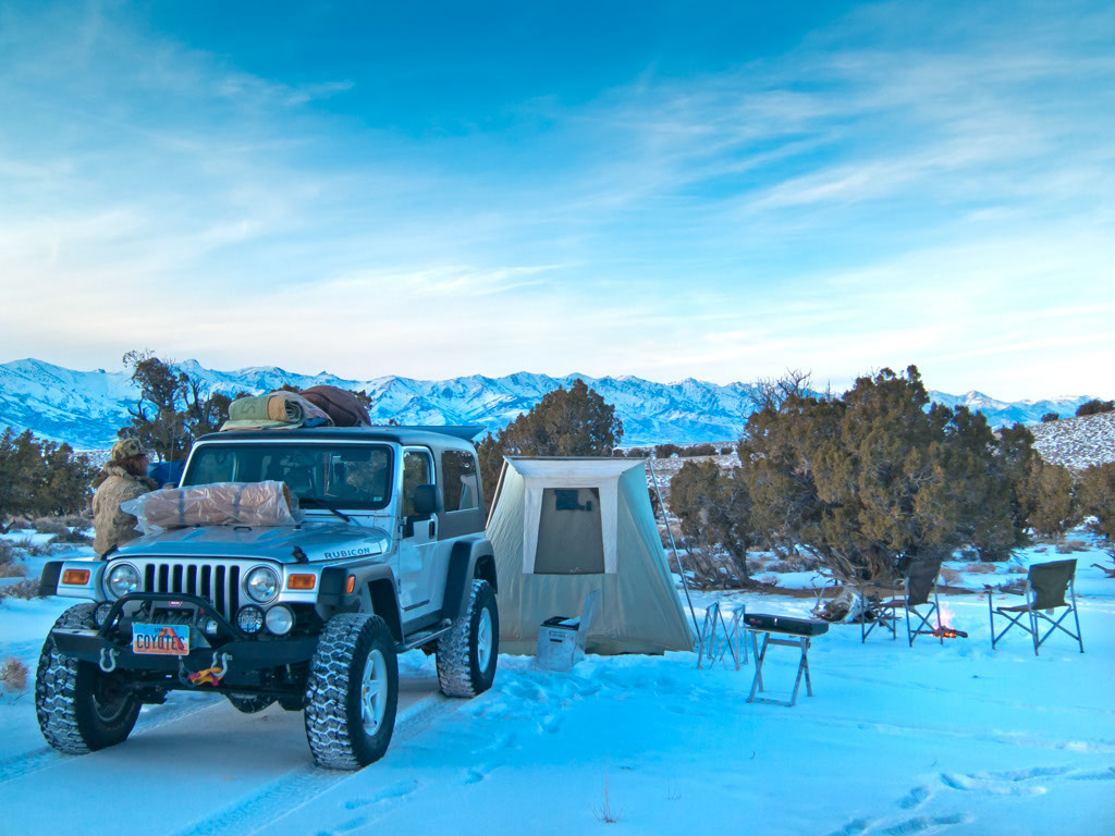 Suggestions For Snow Camping In Northern Utah ...
