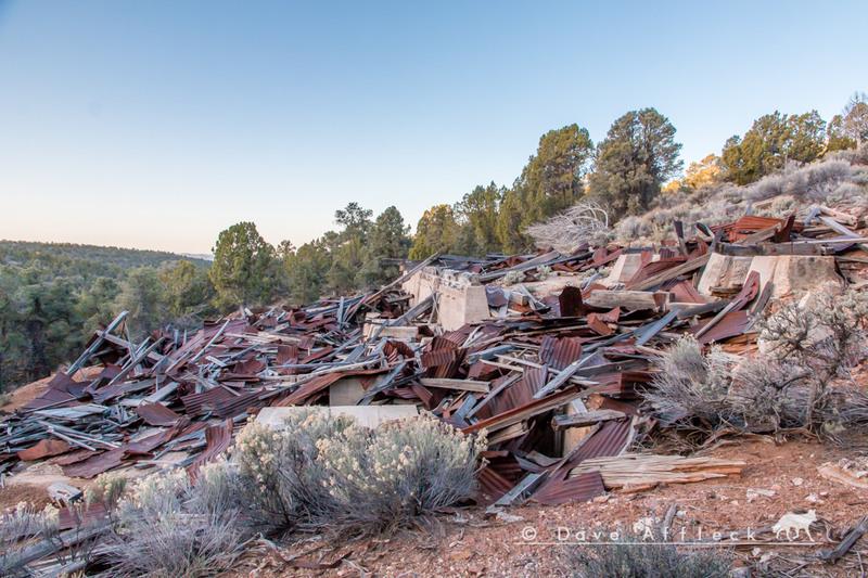 Ruins of