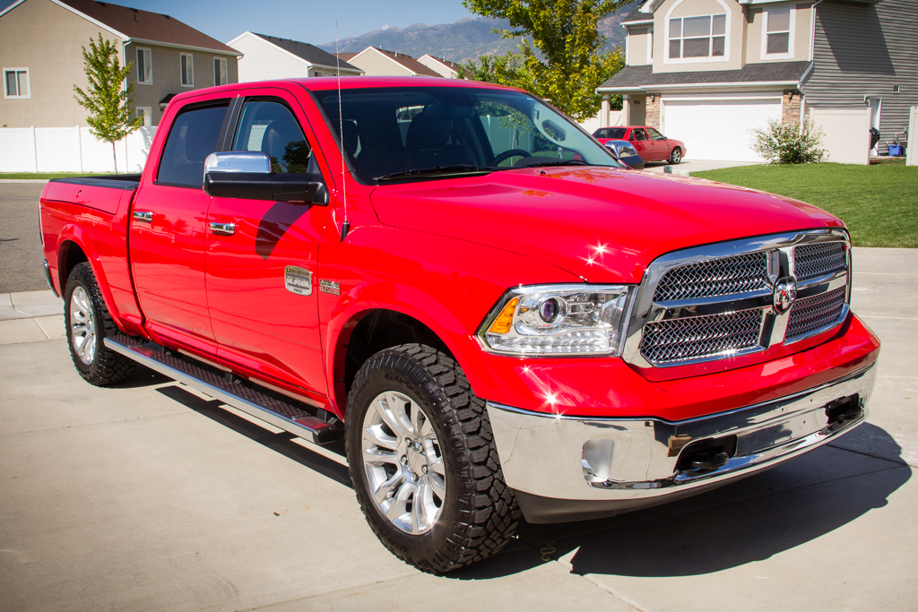 Seen one red Ram  DODGE RAM FORUM  Ram Forums  Owners Club