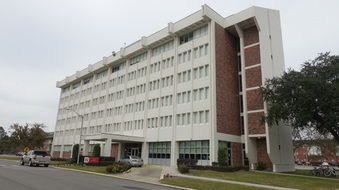Nicholls State Dorm 2 Ellender Hall