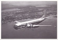 Stratocruiser, Queen of the props 11-17