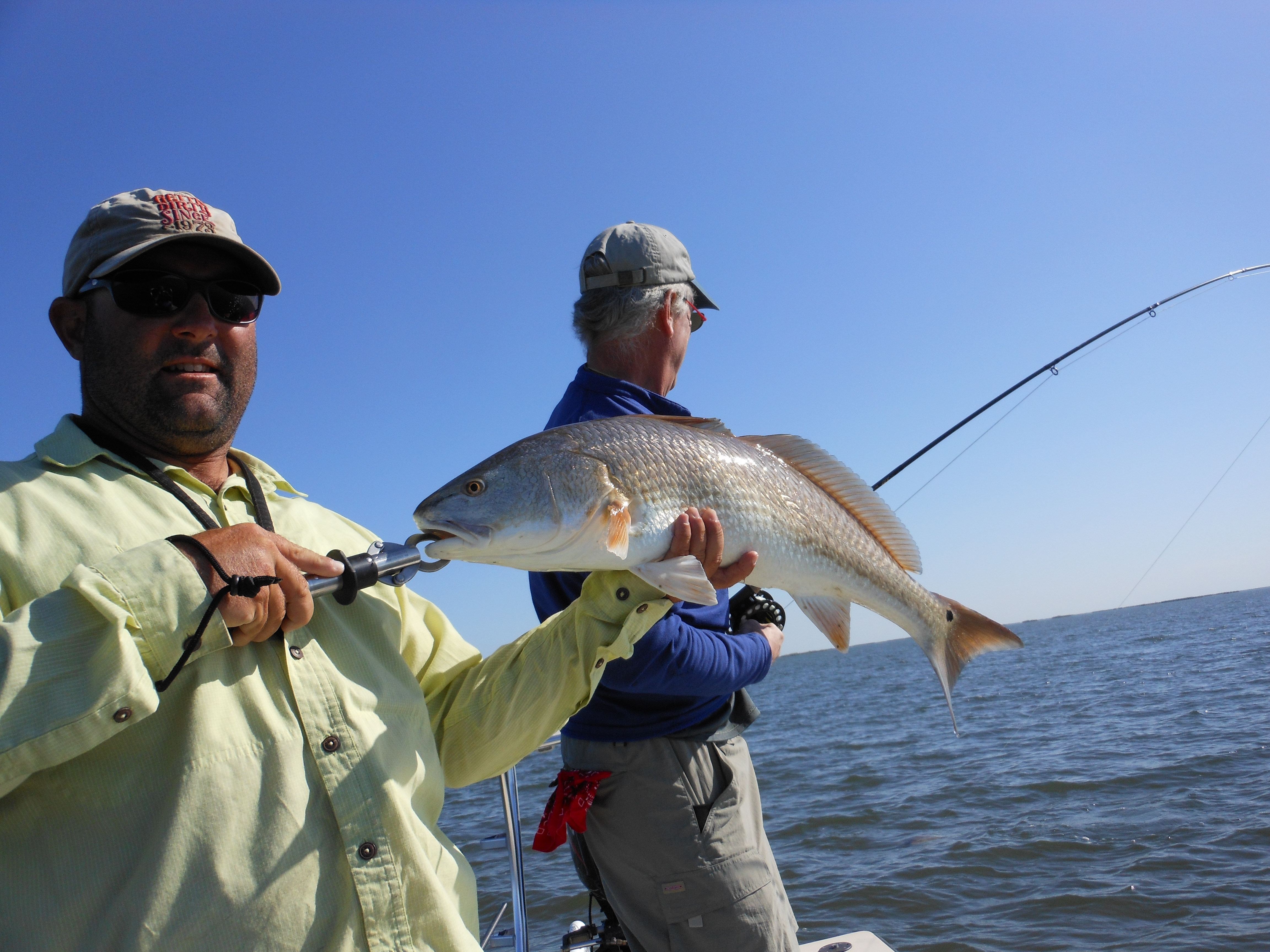 New Orleans Redfish