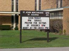 St. John Berchmans / St. Juliana
