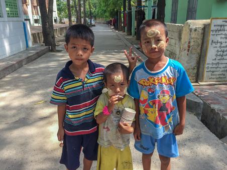 Myanmar - Maha Gandayon Monestry