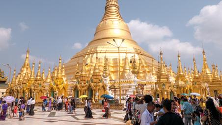 Myanmar - Yangon (Ragoon)