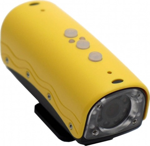 Hd Nightvision Helmet Cam Waterproof Sports Video Camera