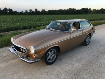My1972 Volvo 1800ES
