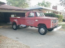 1964 W300 White Lake Township Truck
