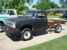 Dodge W300 Power Wagon