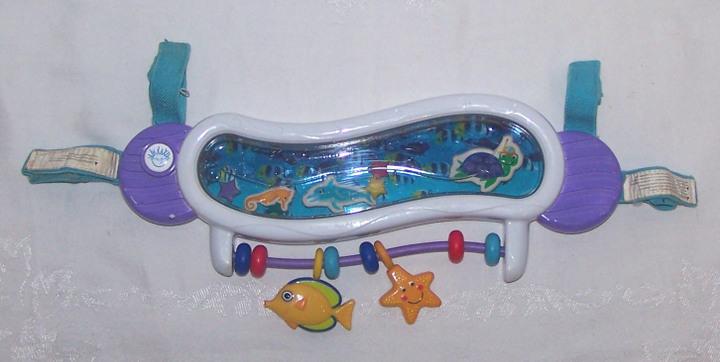 Baby Einstein Car Seat Toy Bar - Creepingthyme.info