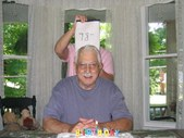 Don's 78th  and 83rd Birthdays