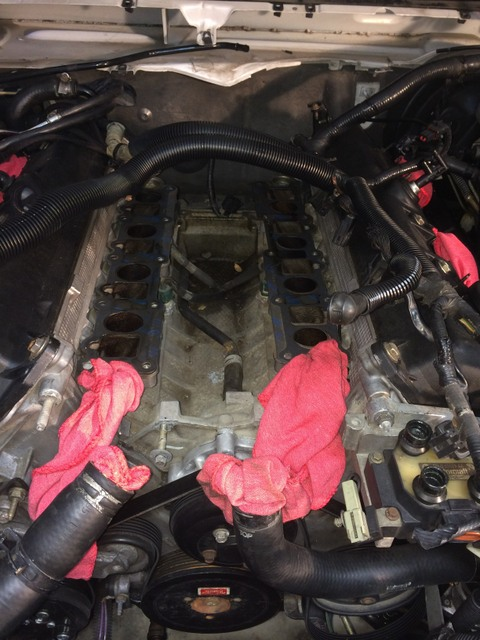 M on Lincoln Mark Viii Engine Swap