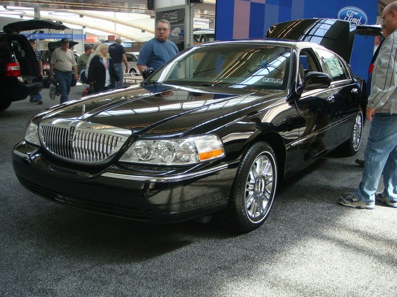New Town Car Lincolns Online Message Forum