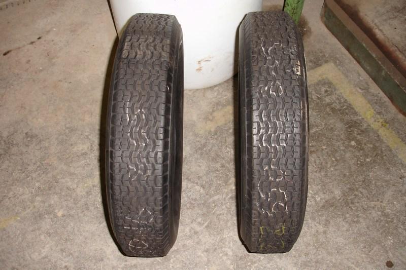 dunlop vintage racing tires