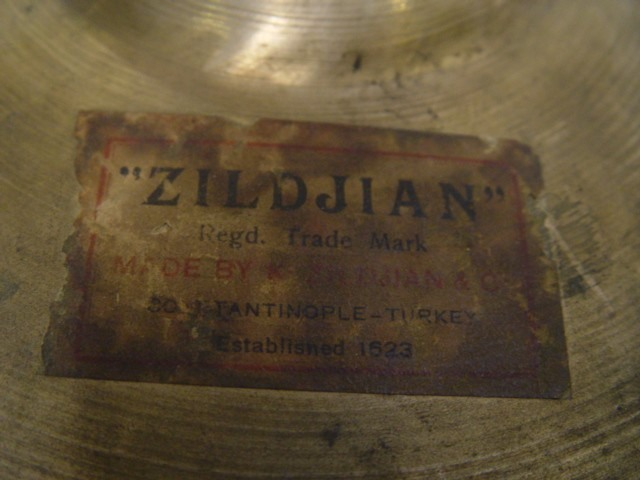 dating vintage k zildjian cymbals Vintage cymbal guide is your source for finding out what cymbals were sold during a specific year important web site pages  drum catalog pages.