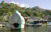 Sunken city Kekova- Turkey (3D photos)