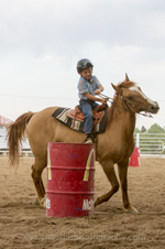 Rodeo de Santa Fe Barrel Racers