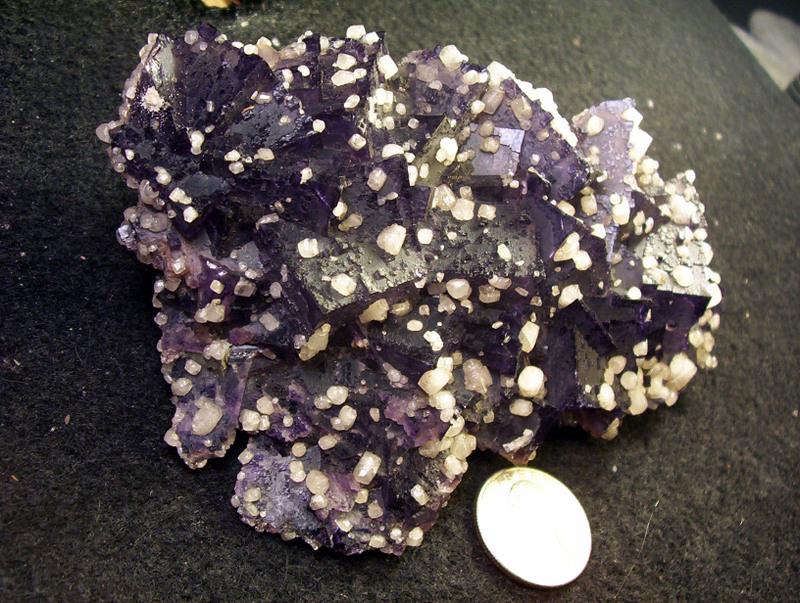 Marion KY 2011 Fluorite