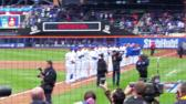 Mets Opening Day 2016