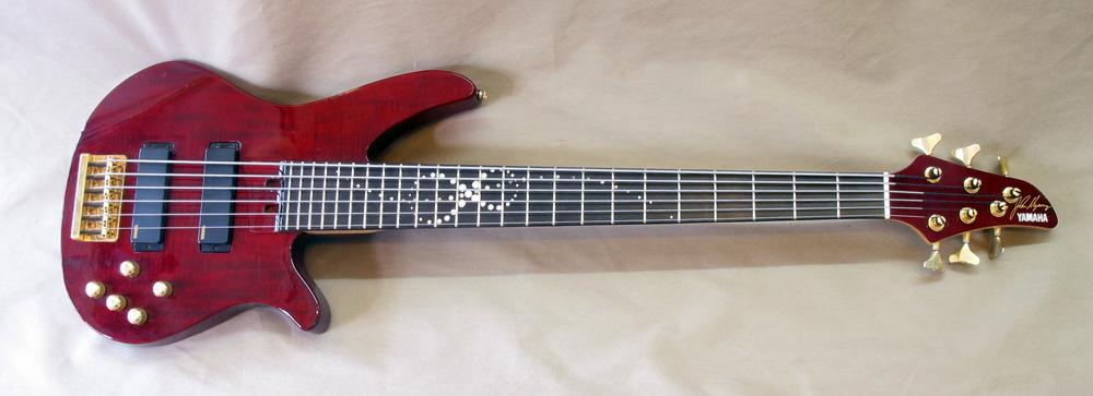 John Myung Bass Yamaha